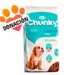 Chunky Cachorros 18 Kg