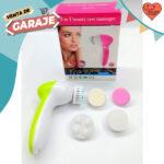 Limpiador facial 5 en 1
